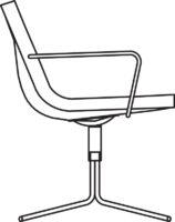 Medi armchair