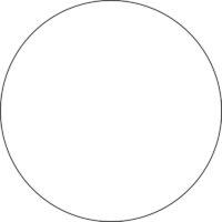 Table Ø1200 mm, height 720 mm, white laminate, MicroDot / white pigmented oak laminate