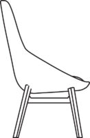 Chair High, 532-86