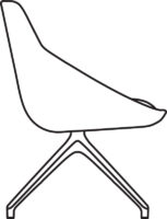 Low chair 538-81