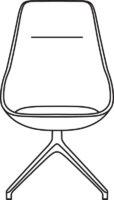 Chair High, 532-81