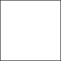 Table 700 x 700 mm, height 900 mm, white compact laminate