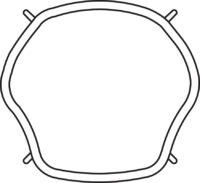 Chair, 4-cross