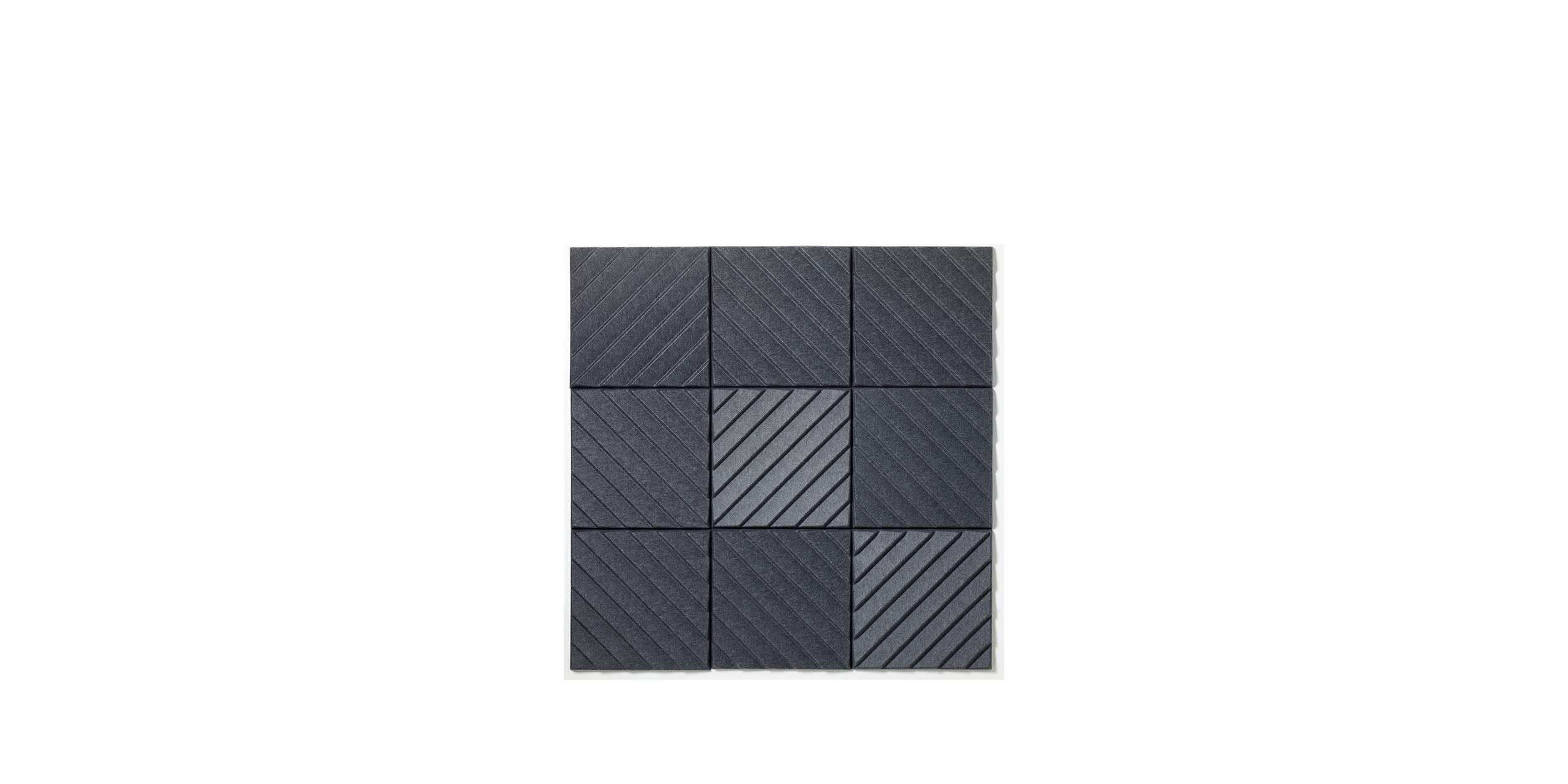 Soundwave® Stripes, Akustikpanel by Richard Hutten