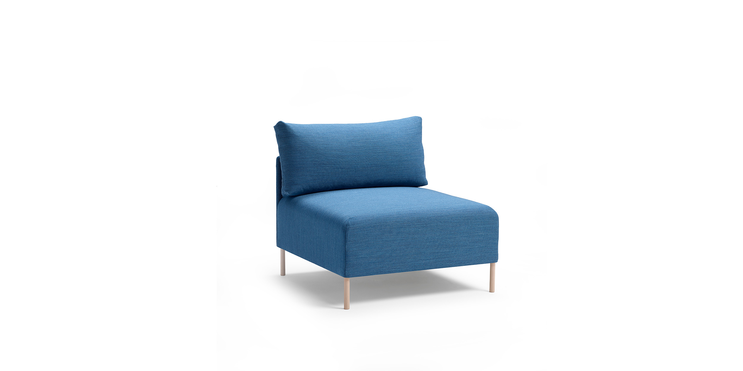 Blocks, 1-seater by Christophe Pillet