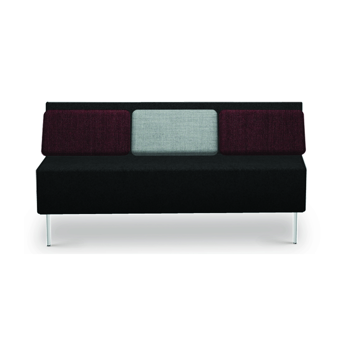 Sofa 3-seater, both sides mitred by Claesson Koivisto Rune