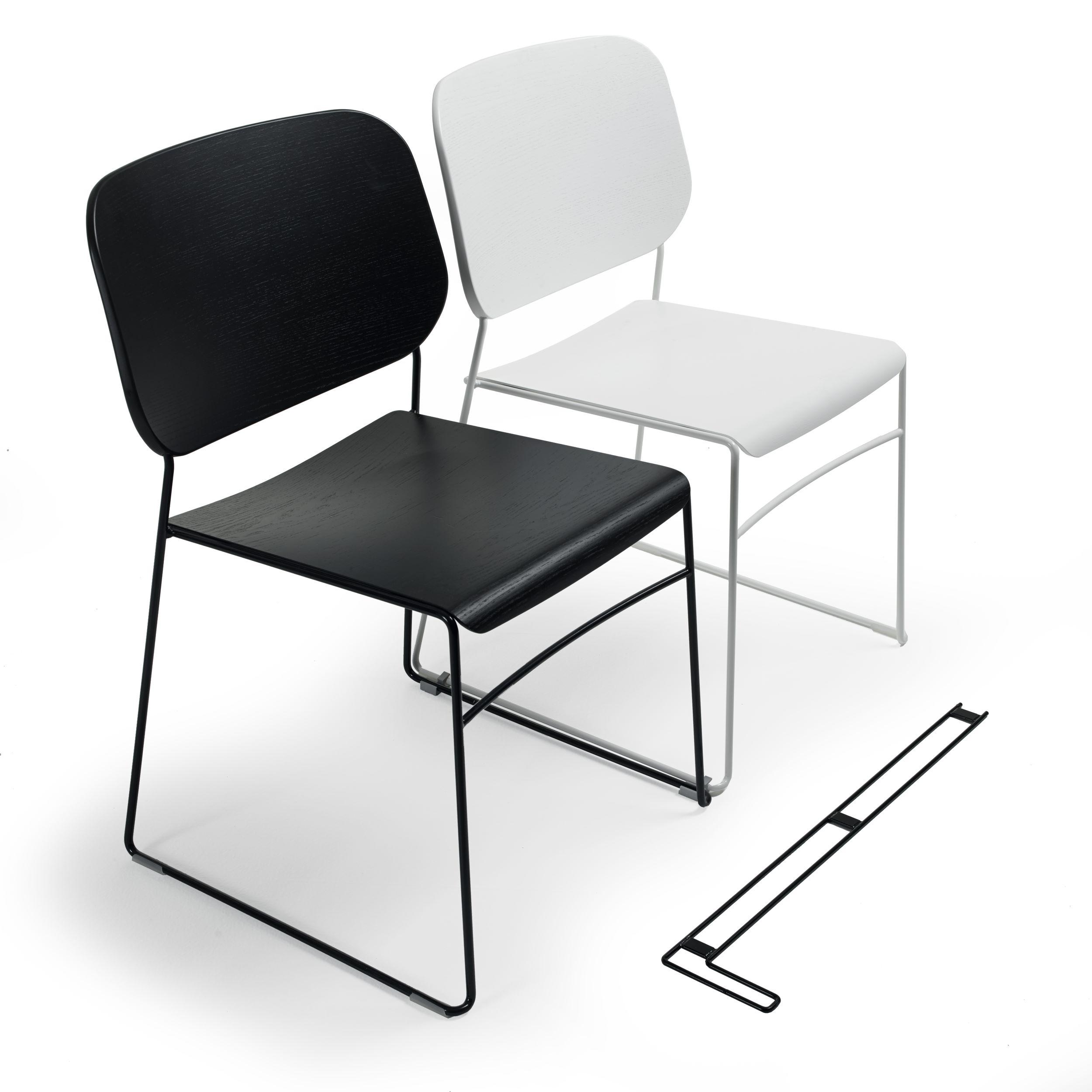 Lite, Stapelbar stol by Broberg & Ridderstråle