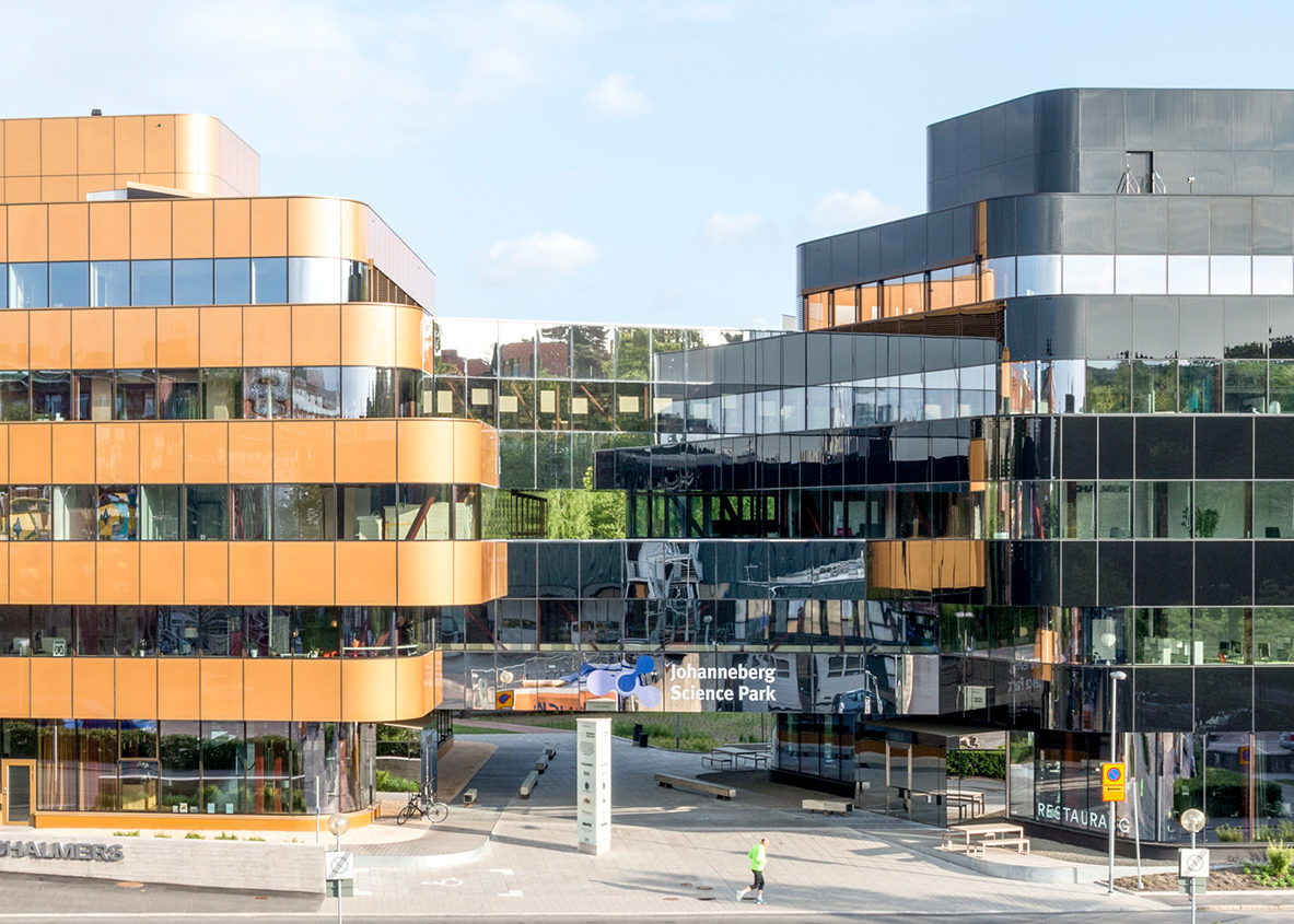 Chalmers University in Gothenburg, Sweden.