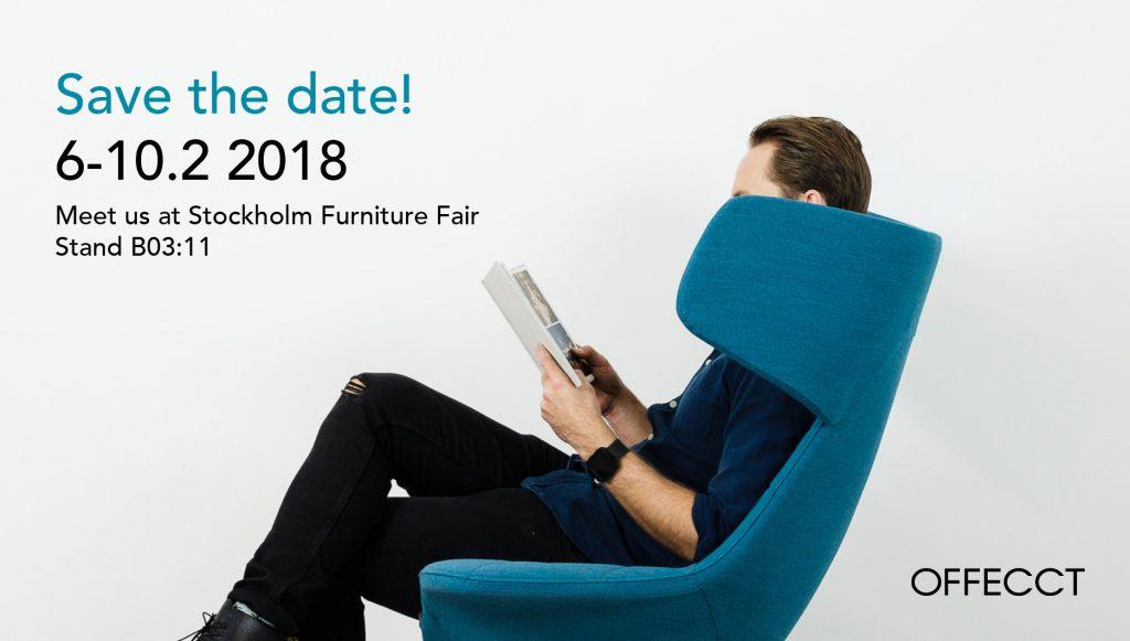 Offecct Stockholm Furniture Fair 2018