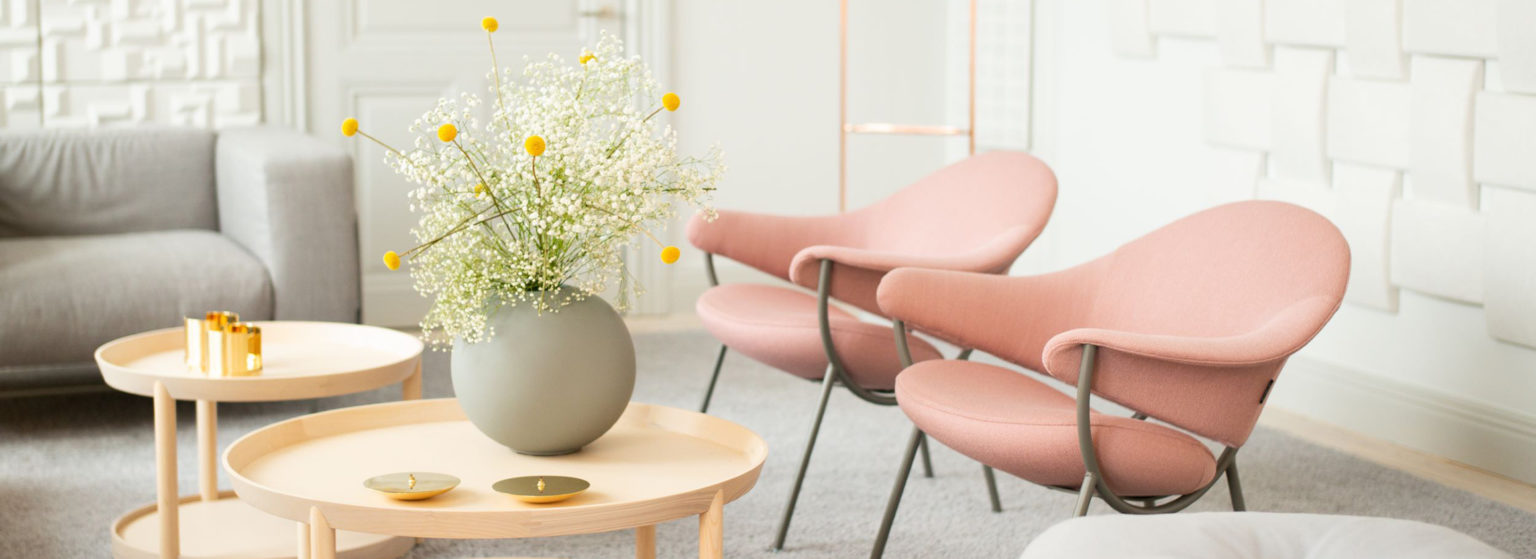 Stockholm showroom by