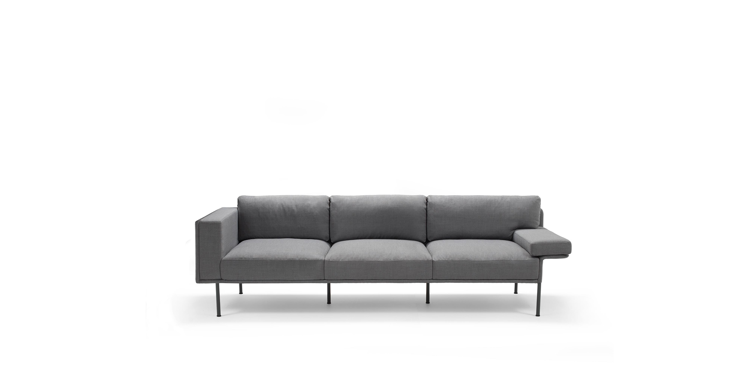 Varilounge Low, Sofa system by Christophe Pillet