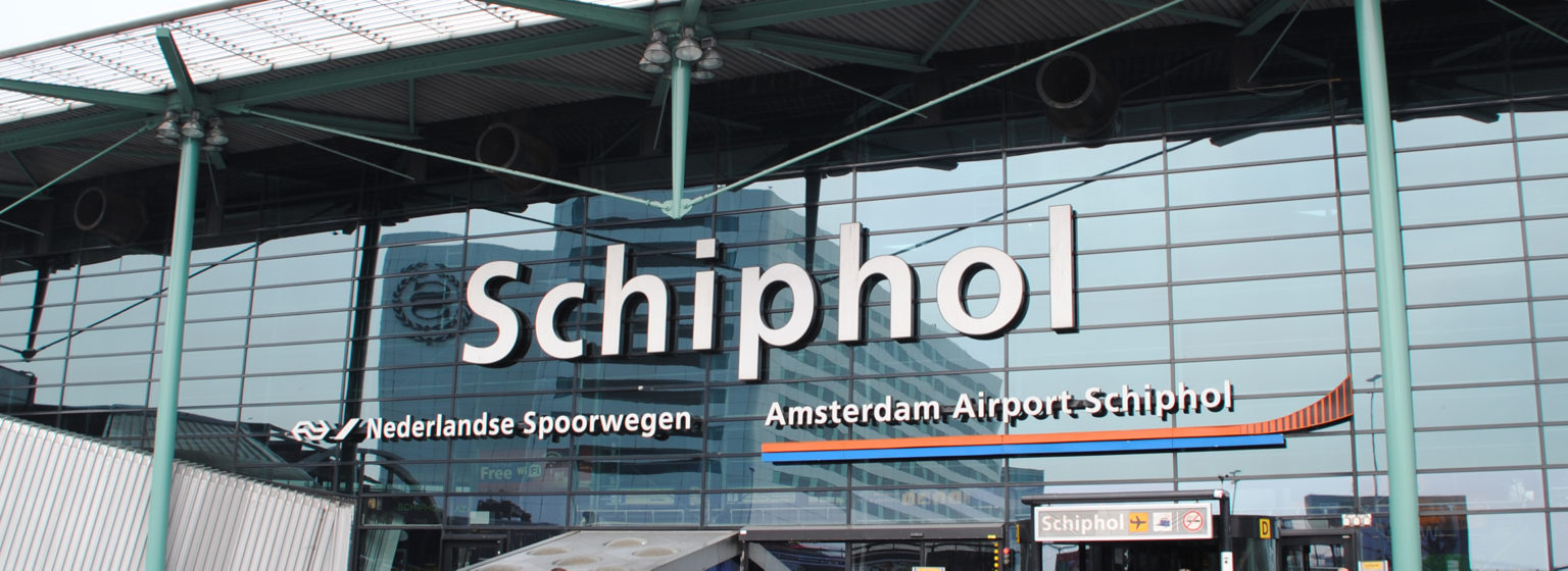 Amsterdam Schiphol Airport by