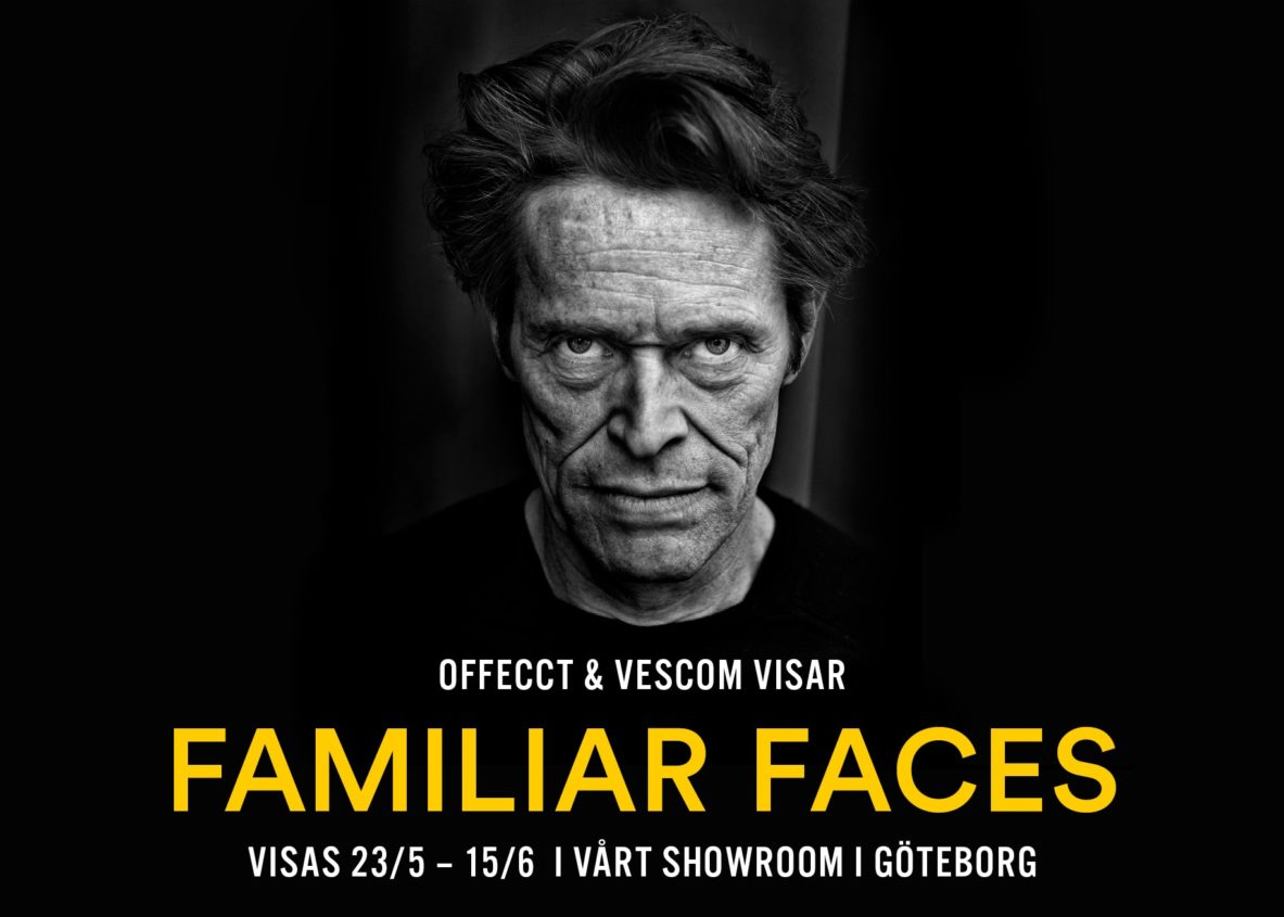Familiar Faces exhibition Offecct Vescom