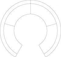Sofa, Open Circle