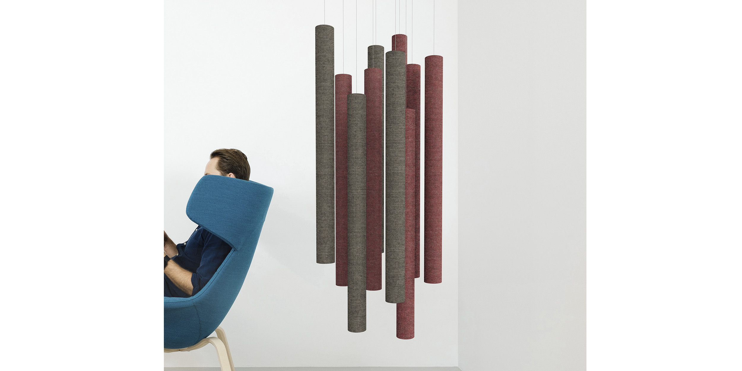 Soundsticks®, Rumsavdelare by Andrea Ruggiero
