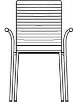 Quick armchair
