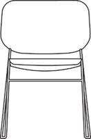 Chair, fully upholstered