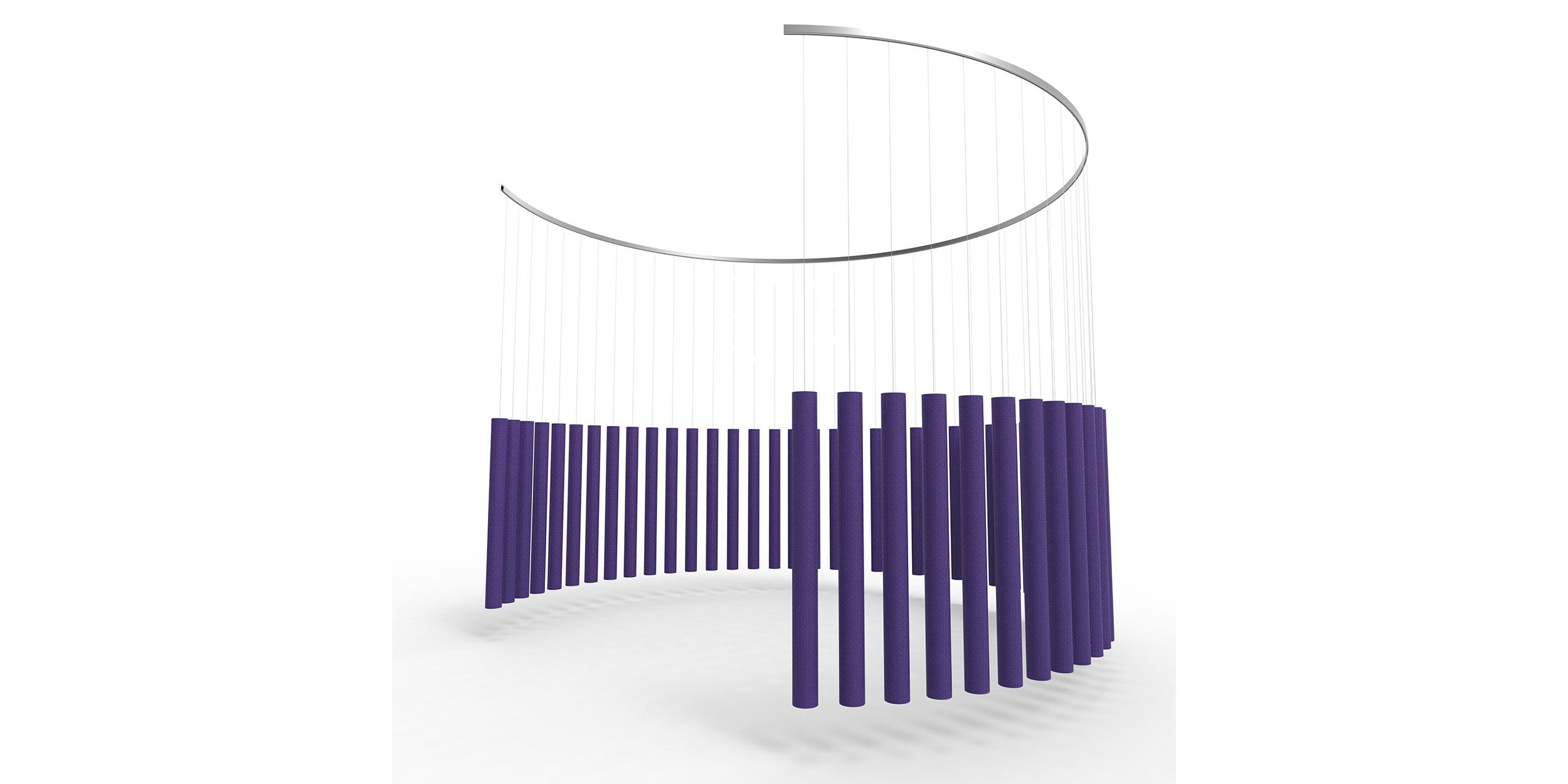 Soundsticks®  Radie by Andrea Ruggiero